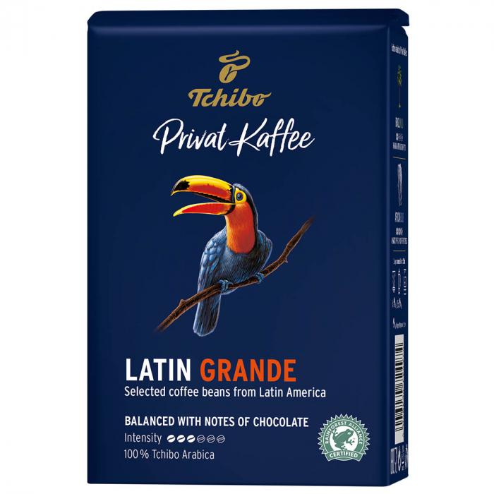 Cafea boabe Tchibo Privat Kaffee Latin Grande, 500g [0]