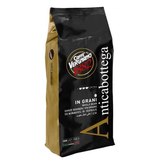 Cafea boabe Vergnano Antica Bottega Arabica, 1kg [0]