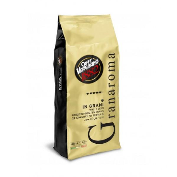 Cafea boabe Vergnano Gran Aroma, 1kg [0]