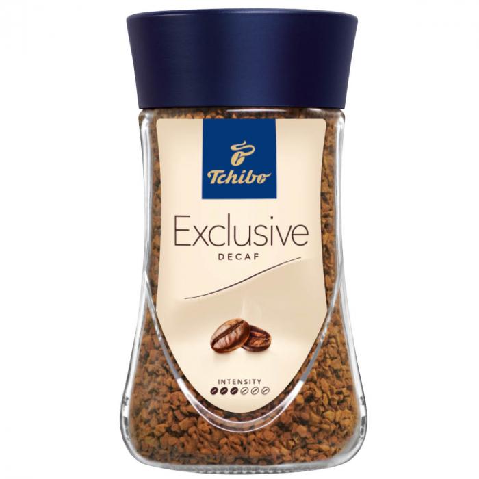 Cafea Instant Decofeinizata Tchibo Exclusive, 100 g [0]