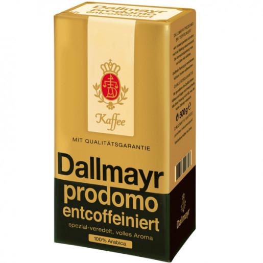 Cafea macinata Dallmayr Prodomo Decaf, 500g [0]