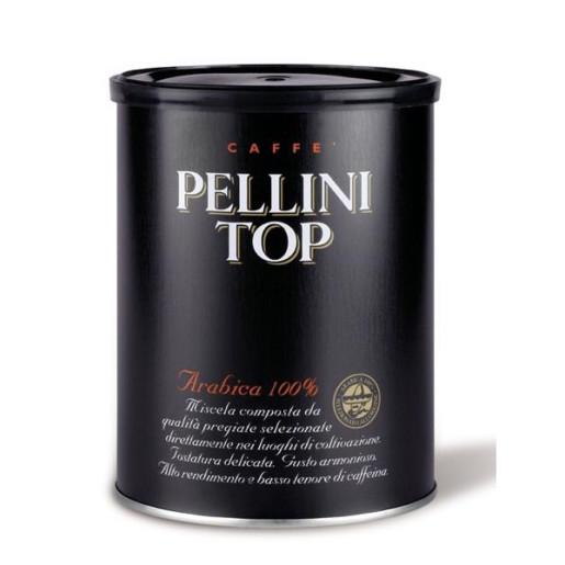 Cafea macinata Pellini Top cutie metalica, 250gr [0]