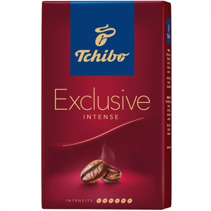 Cafea macinata Tchibo Exclusive Intense, 250 g [0]