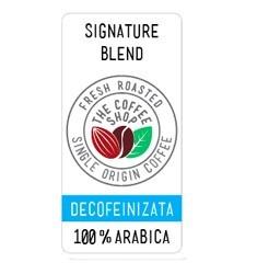 Cafea Proaspat Prajita The Coffee Shop 100% Arabica Decaf 500g [0]