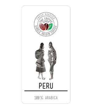 Cafea Proaspat Prajita The Coffee Shop Peru, 500G 0