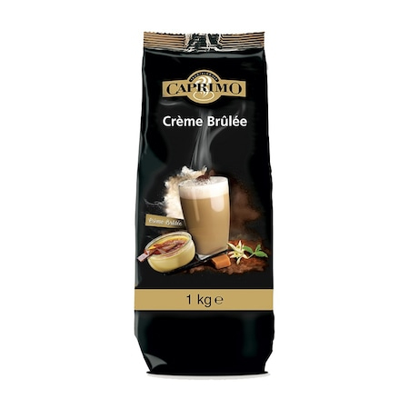Cappuccino instant Caprimo Creme Brulee, 1 kg [0]