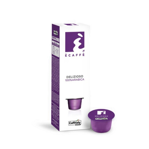 Capsule Caffitaly Ecaffe Delizioso, 10 capsule [0]
