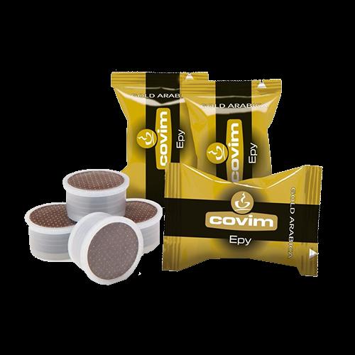 Capsule Covim Gold Arabica espresso point, 50 buc [0]
