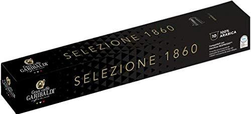 Capsule Garibaldi Selezione 1860 compatibile Nespresso, 10 buc 1