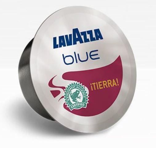 Capsule cafea Lavazza Blue Tierra, 100 buc [0]