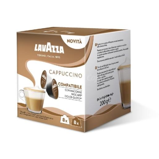 Capsule Lavazza Dolce Gusto Cappuccino, 16 buc [0]