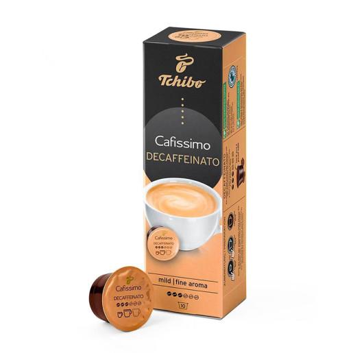 Capsule Tchibo Cafissimo Caffe Crema Decaffeinated, 10 buc [0]