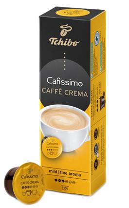 Capsule Tchibo Cafissimo Caffe Crema Fine Aroma, 10 buc [0]