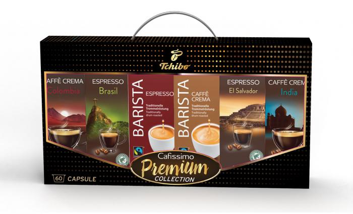 Capsule Tchibo Cafssimo Premium 6 arome, 60 buc [0]