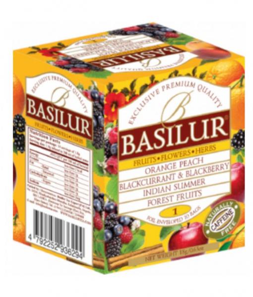Ceai Basilur Assorted Vol.1 10 Doze [0]