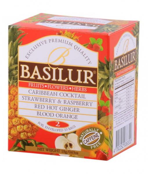 Ceai Basilur Assorted Vol.2 10 Doze 0