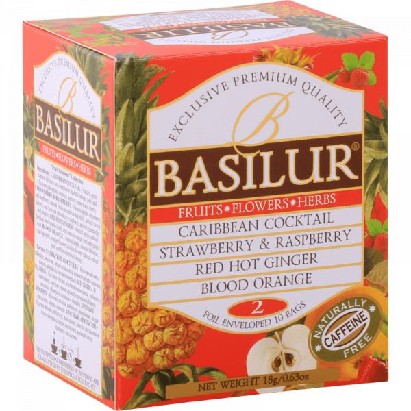 Ceai Basilur Assorted Vol.2 10 Doze 1