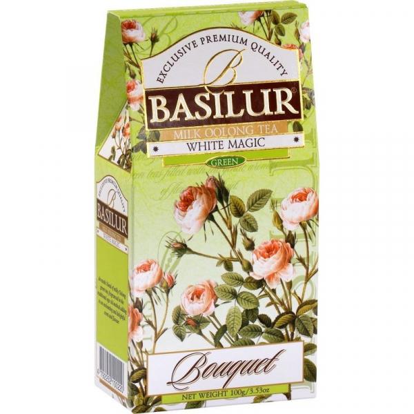 Ceai Basilur White Magic - Refill, 100g [1]