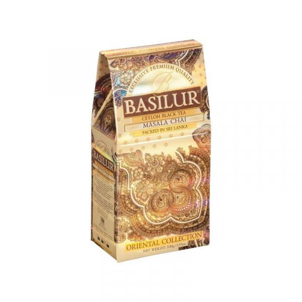 Ceai negru Basilur Masala Chai - Refill [1]