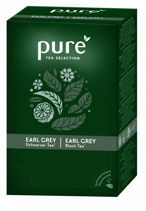 Ceai Pure Selection Earl Grey, 25 plicuri 0