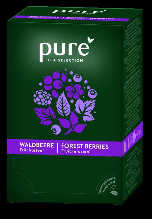 Ceai Pure Selection Fructe de padure, 25 plicuri 0