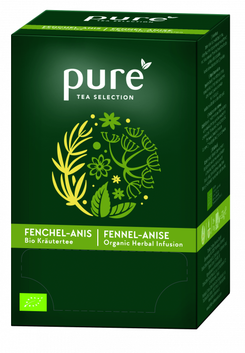 Ceai Pure Selection Herbal Infusion, 25 plicuri 0