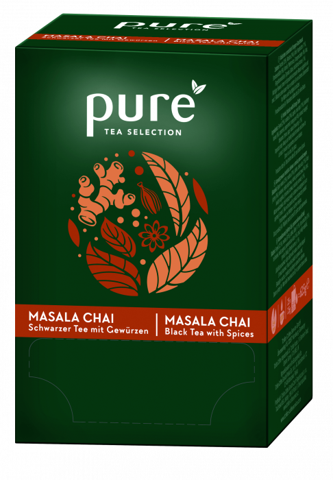 Ceai Pure Selection Masala Chai, 25 plicuri 0