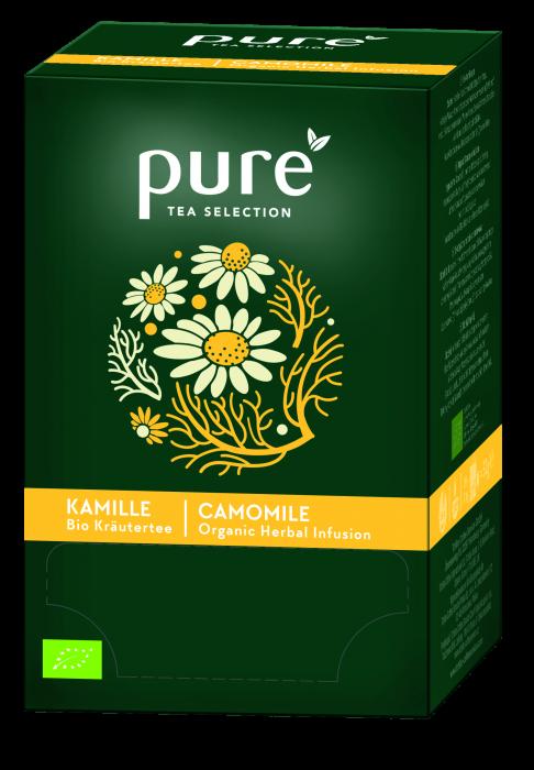 Ceai Pure Selection Musetel, 20 plicuri [0]