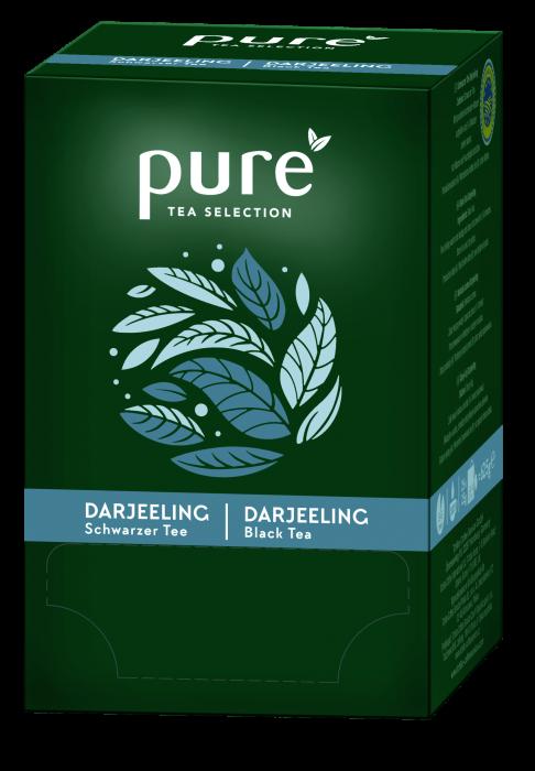 Ceai Pure Tea Premium Fine Darjeeling, 25 plicuri 0