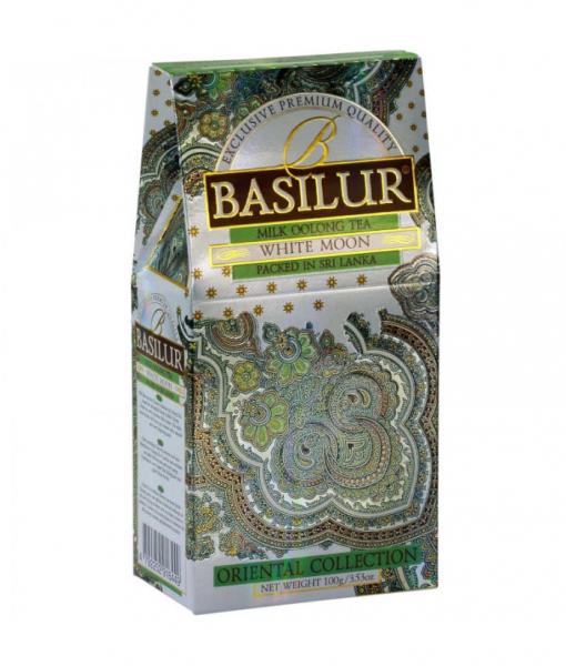 Ceai verde Basilur White Moon - Refill 0