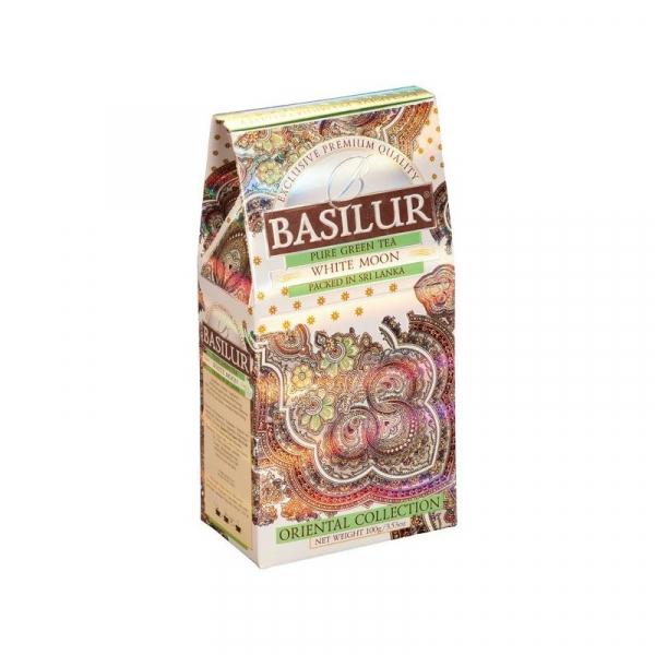 Ceai verde Basilur White Moon - Refill 1