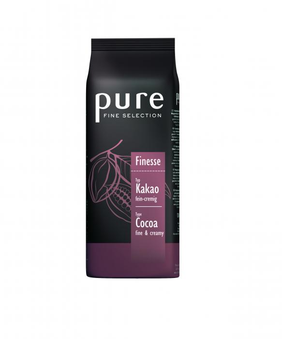 Ciocolata calda Tchibo Pure Fine Selection Finesse, 1kg 0