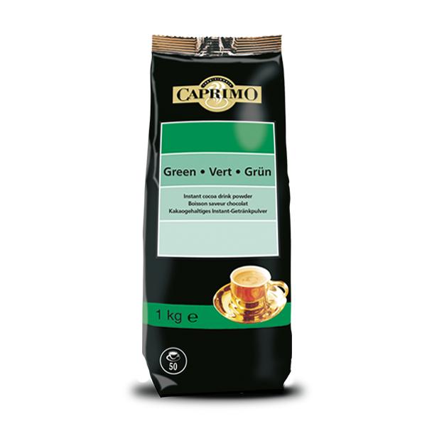 Ciocolata instant Caprimo Choco Green, 1kg [0]