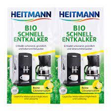 Decalcifiant Heitmann bio plic cu actiune rapida 2x25 g 0