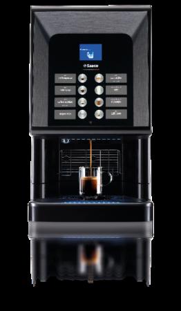 Espressor automat cafea Saeco Phedra EVO Cappuccino 9gr, negru, 1750W [0]