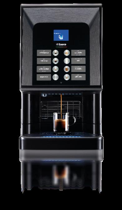 Espressor automat cafea Saeco Phedra Evo Espresso 9gr 0