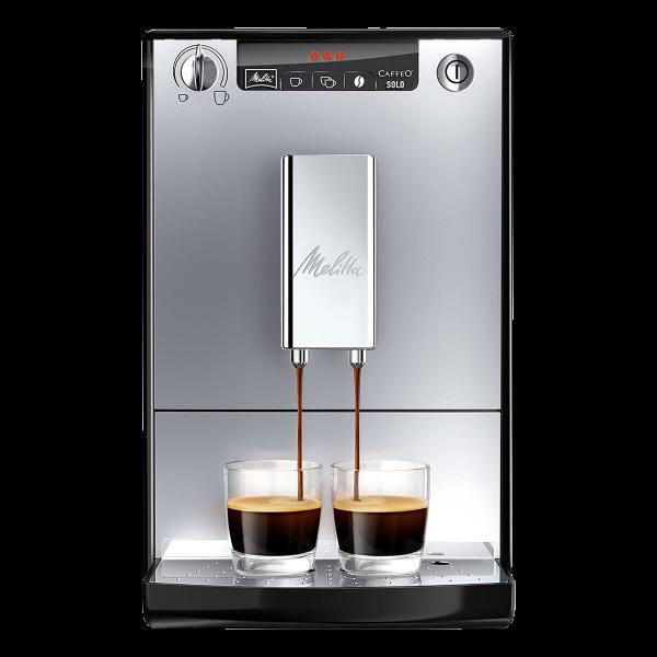 Espressor Automat Melitta Caffeo Solo, argintiu [0]