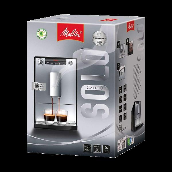 Espressor Automat Melitta Caffeo Solo, argintiu 8