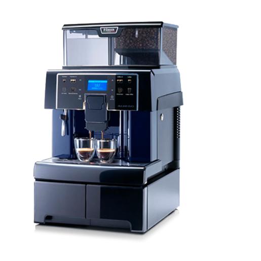 Espressor cafea automat Saeco Aulika EVO Office BLK [0]