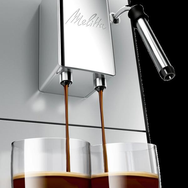 Espressor cafea Melitta Caffeo Solo & Milk, argintiu [6]