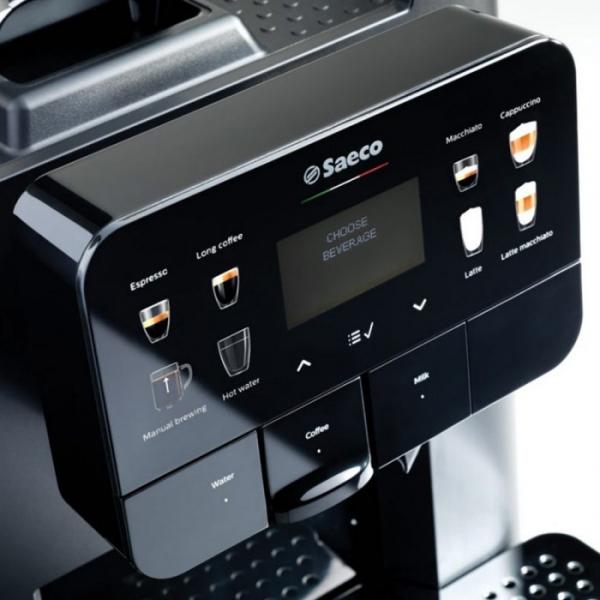 Espressor cafea Saeco AREA OTC HSC capsule Lavazza Blue 2