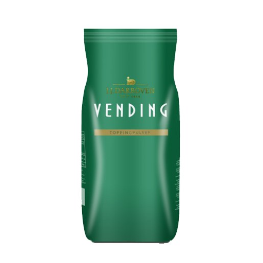 Lapte pudra JJ Darboven Vending Toppingpulver, 1 kg [0]