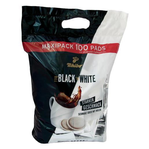 Monodoze Tchibo Black and White, 100 buc [0]
