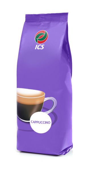 Pudra Cappuccino instant ICS 3 in 1, 1 kg 0