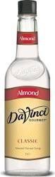 Sirop Da Vinci migdale cu cafea, 1L [0]