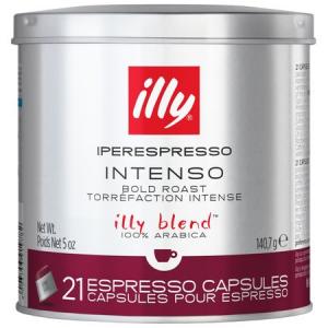 Capsule Cafea illy Iperespresso Dark, 21 buc0