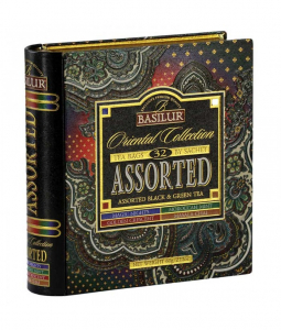 Ceai Basilur Oriental Collection - Assorted0