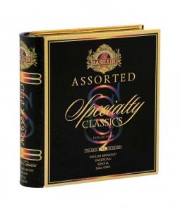 Ceai Basilur Specialty Classics Assorted, 32 plicuri0