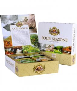 Ceai mix Basilur Four Season Assorted, 40 plicuri0