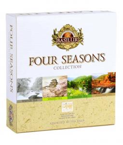 Ceai mix Basilur Four Season Assorted, 40 plicuri1